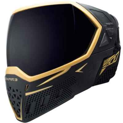 Empire EVS Paintball Mask (black / gold) | Paintball Sports