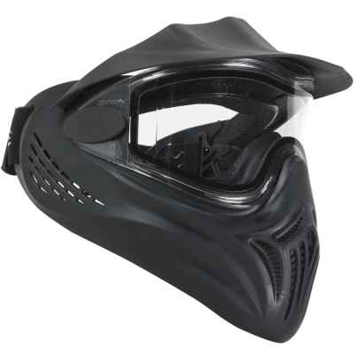 Empire Vents Helix Thermal Paintball Mask (Black) | Paintball Sports