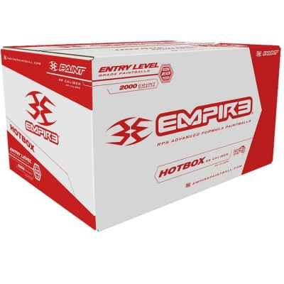 Empire / RPS Hotbox Training Paintballs (Box of 2000) | Paintball Sports