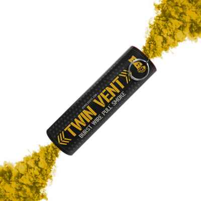 Enolagaye BURST Paintball Smoke Grenade (yellow) | Paintball Sports