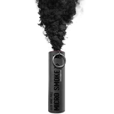 Enolagaye EG25 Micro Smoke smoke bomb (black) | Paintball Sports