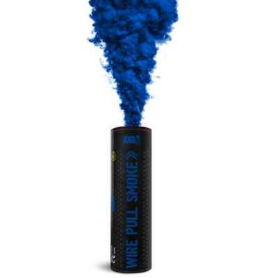 Enolagaye WIREPULL Paintball Smoke Grenade (blue) | Paintball Sports