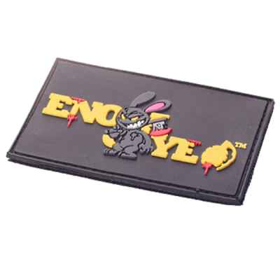 Enolagaye Velcro Patch (Grenade Rabbit) | Paintball Sports