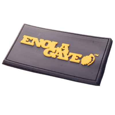 Enolagaye Velcro Patch (Enolagaye Logo) | Paintball Sports