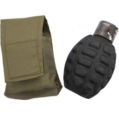 Enolagaye paintball grenade bag (olive) | Paintball Sports