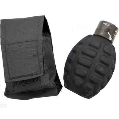 Enolagaye Paintball Grenades Bag (Black) | Paintball Sports