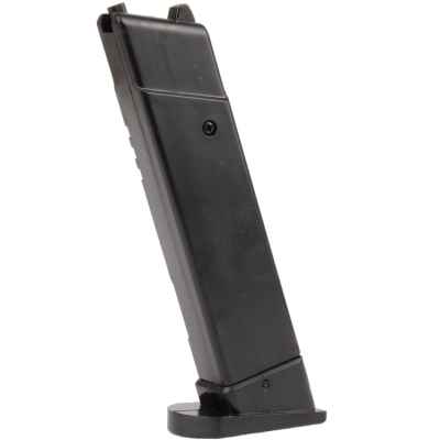 Replacement magazine for Beretta M92 FS Airsoft pistol (black) | Paintball Sports