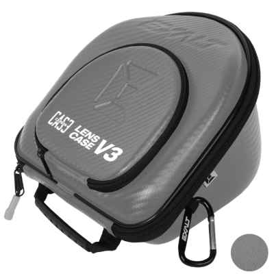 Exalt Carbon V3 Lens Case / Maskenglas Box Limited Edition (gray / gray) | Paintball Sports
