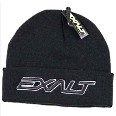 Exalt Paintball Bold Beanie Beanie (black) | Paintball Sports