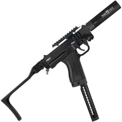 First Strike FSC Compact CQB paintball pistol (black) | Paintball Sports