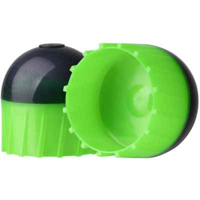 First strike paintballs in a tube of 10 (gray / green) | Paintball Sports