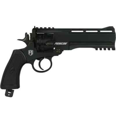 First Strike Roscoe Cal. 50 paintball revolver (black) | Paintball Sports