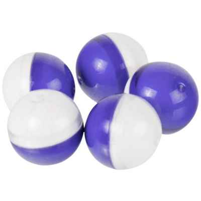 First Strike Sphere Powderballs, 10 tubes (purple / clear) | Paintball Sports