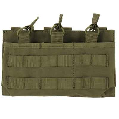 G36 Magazine Pouch for Molle System (3 Series) - olive | Paintball Sports