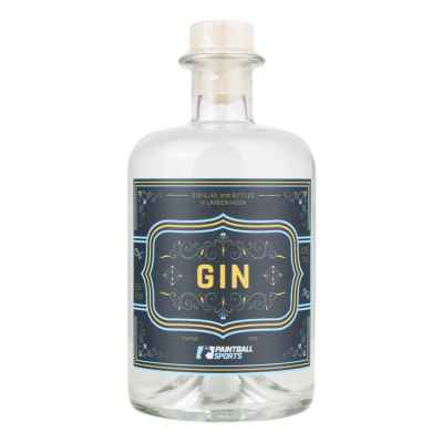 Paintball Sports Gin (0.5L, 40% Vol.) | Paintball Sports