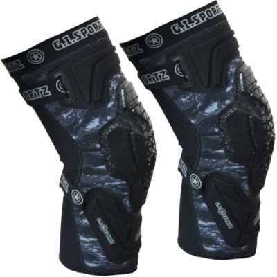 GI Sportz Race Paintball Kneepads / Kneepads (black) | Paintball Sports