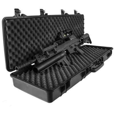Paintball marker case for long guns, nylon (large, 105 cm) | Paintball Sports