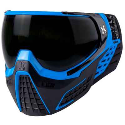 HK Army KLR Paintball Mask (Blue) | Paintball Sports