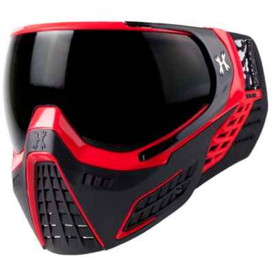 HK Army KLR Paintball Mask (red) | Paintball Sports