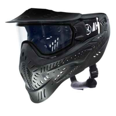 HK Army HSTL Paintball Thermal Mask (black) | Paintball Sports