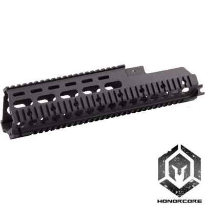 Maxtact TGR2 G36E RAS Aluminum Front Shroud (Black) | Paintball Sports