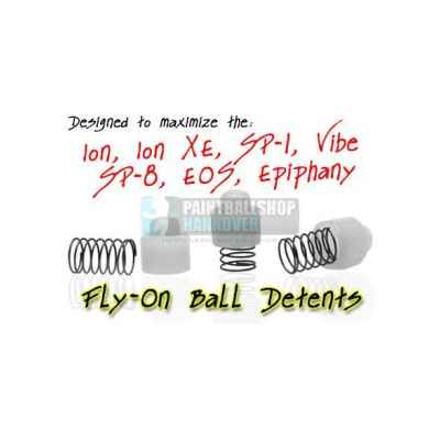 """TechT """"Fly-on"""" Ball Detents (ION, Epiphany etc.) 