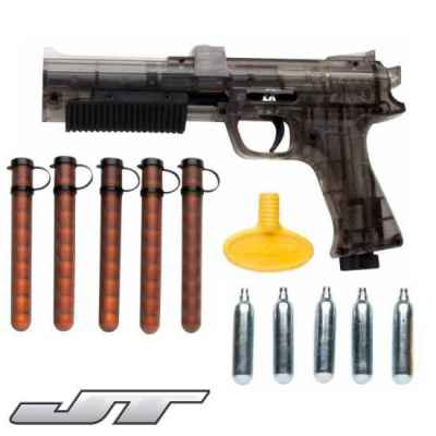 JT ER2 paintball pistol economy package / entry-level package | Paintball Sports