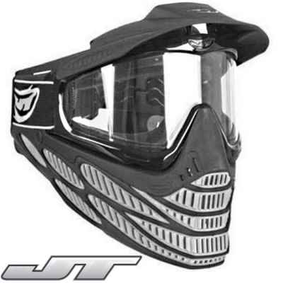 JT Spectra Flex 8 Thermal Mask (gray) | Paintball Sports