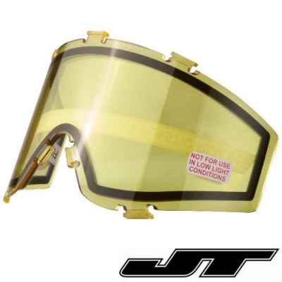 JT Spectra Paintball Thermal Masking Glass (yellow) | Paintball Sports
