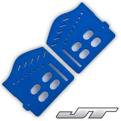JT Spectra Soft Ear Piece (blue) | Paintball Sports