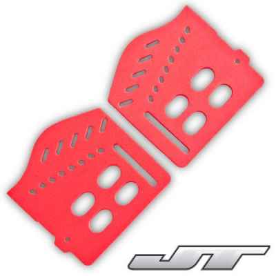 JT Spectra Soft Ear Piece (red) | Paintball Sports