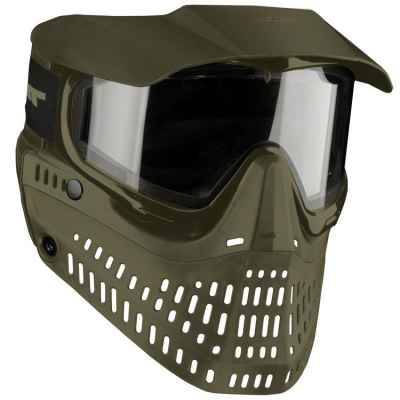 JT Spectra ProShield Paintball Thermal Mask (olive) | Paintball Sports