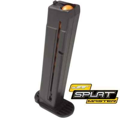 JT Splatmaster Z100 pistol magazine 7 rounds, Cal. 50 | Paintball Sports