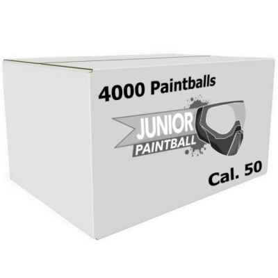 Kids PREMIUM Paintballs / Kids Paintball Balls Cal. 50 (4000 carton) | Paintball Sports