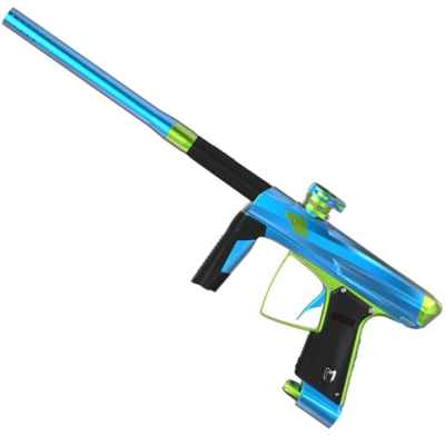 MacDev Clone 5S Infinity Paintball Marker (turquoise / blue)   Paintball Sports