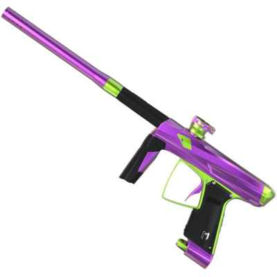 MacDev Clone 5S Infinity Paintball Marker (Purple / Green) | Paintball Sports
