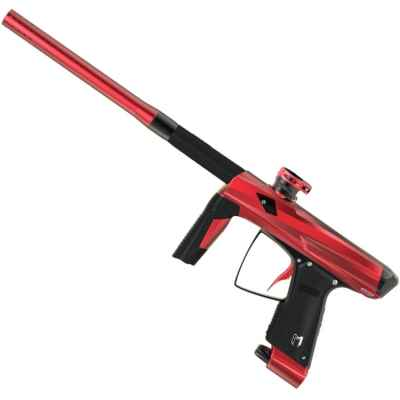 MacDev Clone 5S Infinity Paintball Marker (red / black)   Paintball Sports