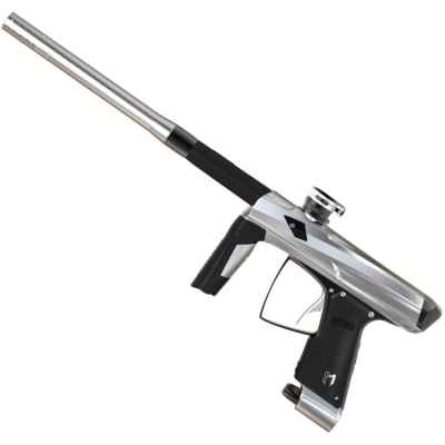 MacDev Clone 5S Infinity Paintball Marker (Silver / Black) | Paintball Sports