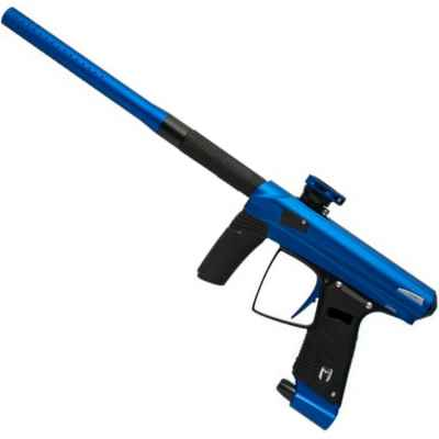 MacDev Drone 2S Paintball Marker (blue / black)   Paintball Sports