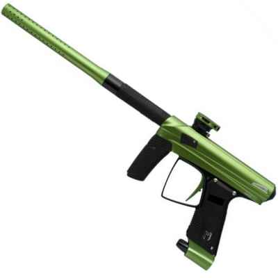 MacDev Drone 2S Paintball Marker (green / black)   Paintball Sports