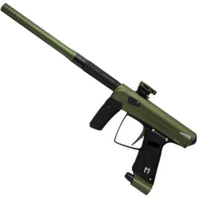 MacDev Drone 2S Paintball Marker (olive / black) | Paintball Sports