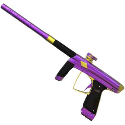 MacDev Prime Paintball Marker (purple / gold) | Paintball Sports