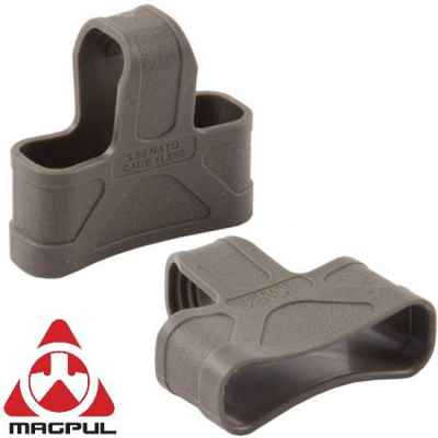 Magpul Magazine Cover Replica, rubber (olive) | Paintball Sports