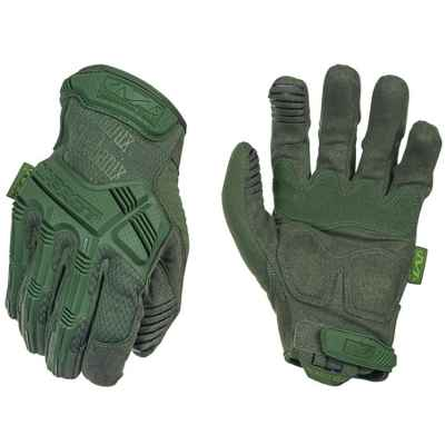 Mechanix M-Pact gloves (olive) | Paintball Sports
