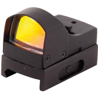 Micro Red Dot Sight for 20mm Rail (Black) | Paintball Sports