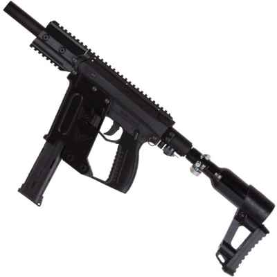Milsig M17 Vector Special Edition Paintball Marker (Black) | Paintball Sports