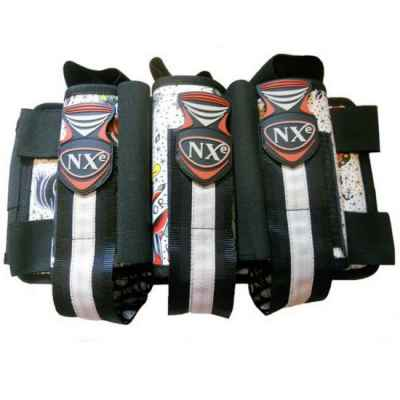 NXe Elevation Pro Edition Battlepack (3 + 2 + 2) Zach Long Edit. | Paintball Sports
