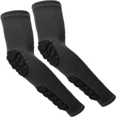 Nano-Series Ultralite Compression Paintball Elbow Pads / Elbow Pads (Black)   Paintball Sports