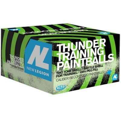 New Legion Thunder Premium Paintballs (2000 pcs) | Paintball Sports