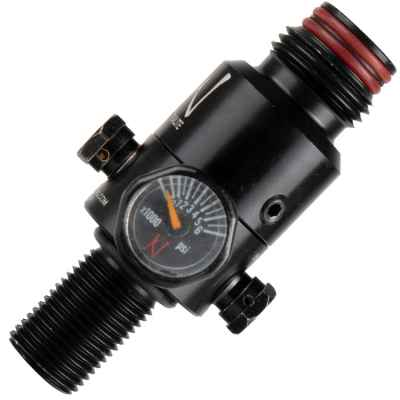 Ninja Air 200 Bar ULTRALITE HP Regulator (3000 PSI) | Paintball Sports